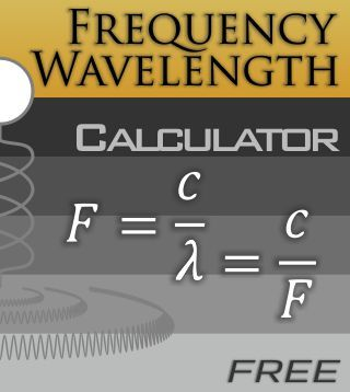 Frequency-Wavelength Calculator
