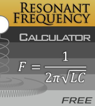 Resonant Frequency Calculator