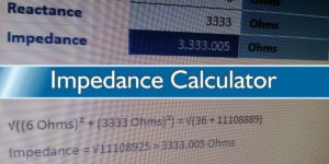 Impedance Calculator
