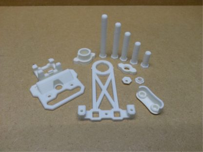 140mm Flat Spiral Coils Accessories Pack