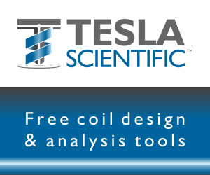 Tesla Scientific - Free Coil Design & Analysis Tools